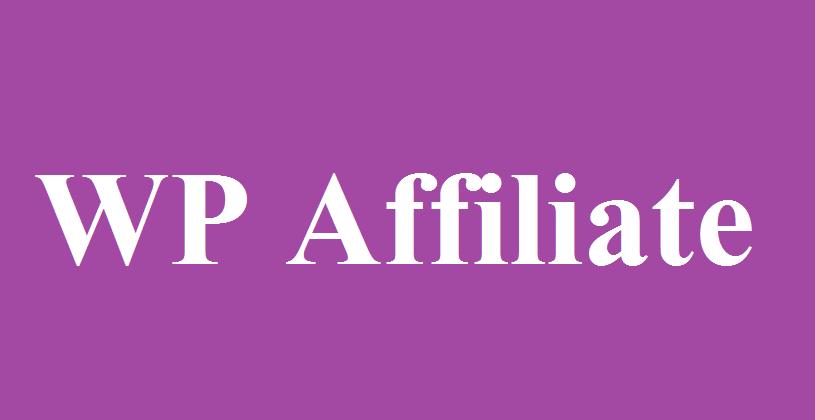 WP-Affiliate