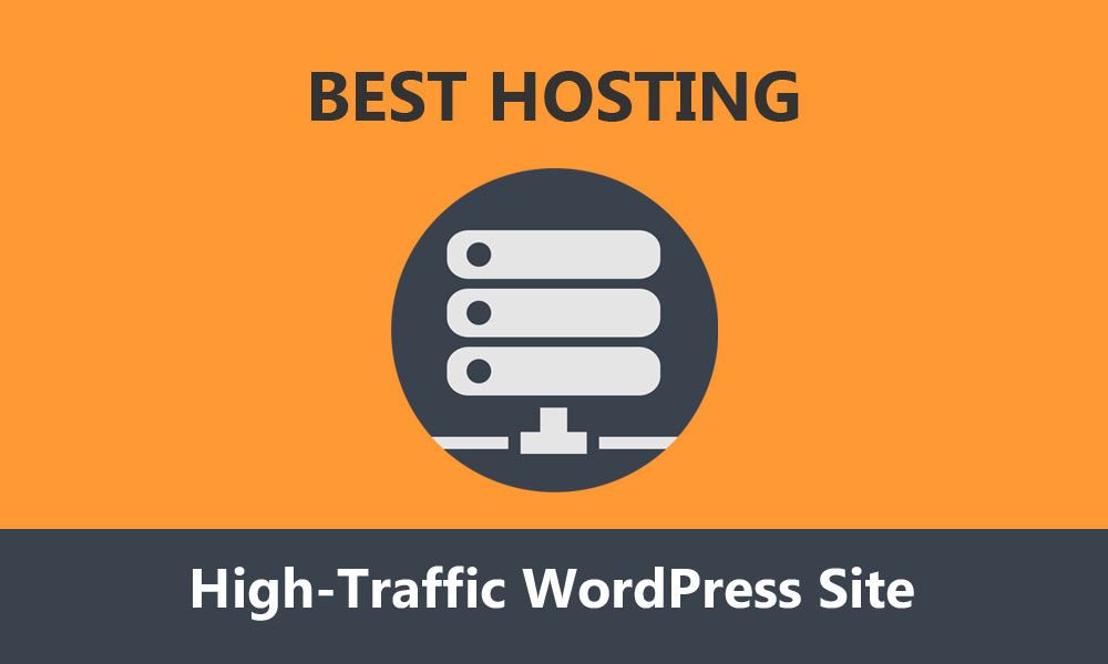 Fast WordPress hosting for high traffic