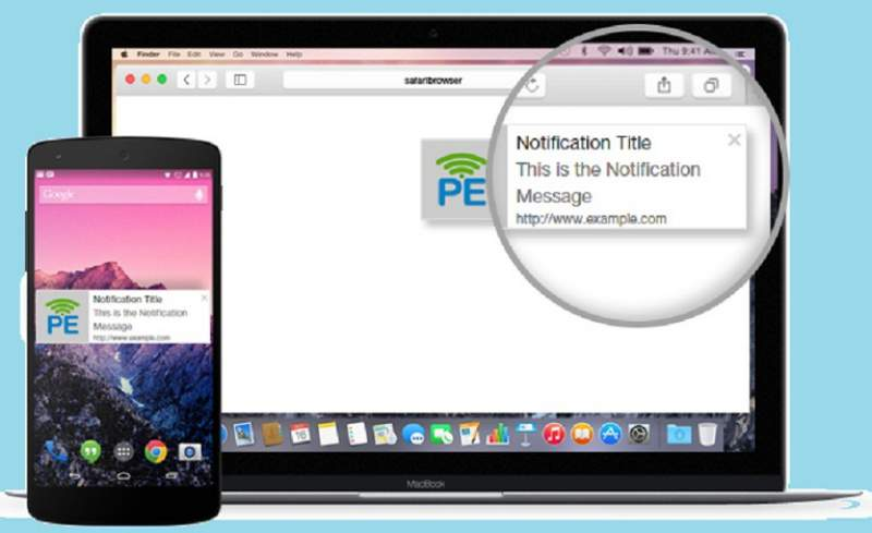 Browsers Push Notifications By Pushengage