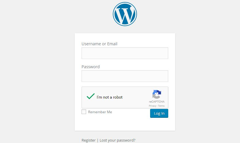 google-recaptcha-for-wordpress