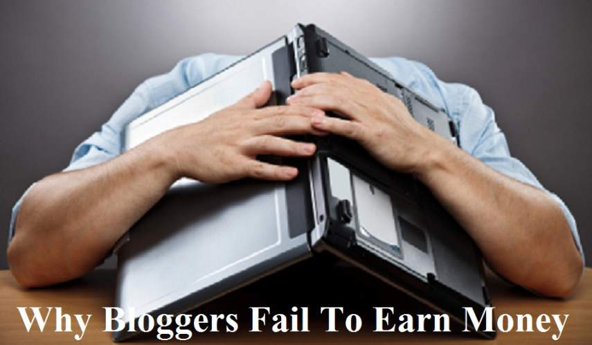 Why Bloggers Fail