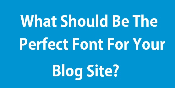 font-for-your-blog
