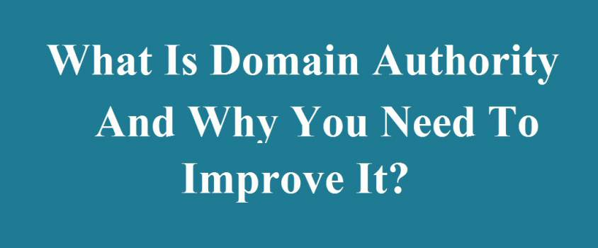 What Is Domain Authority