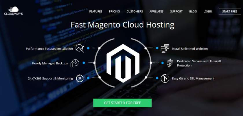 Cloudways Magento Hosting