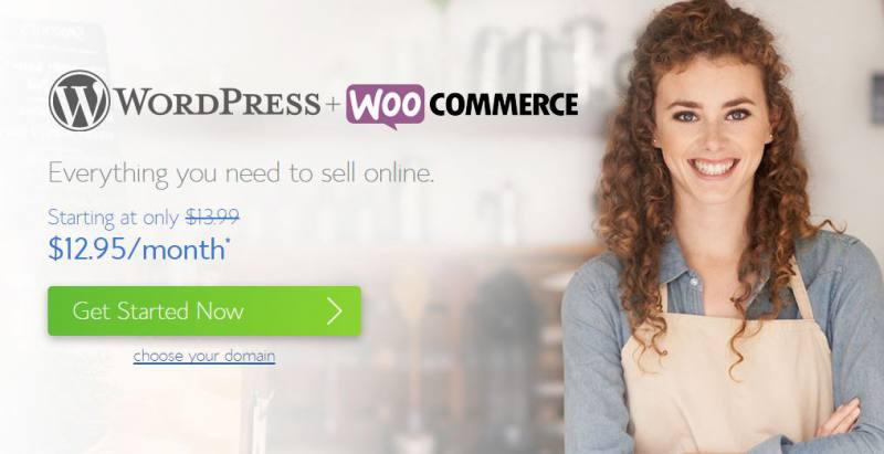 Managed WooCommerce Hosting By BlueHost – Online Store Running Fast