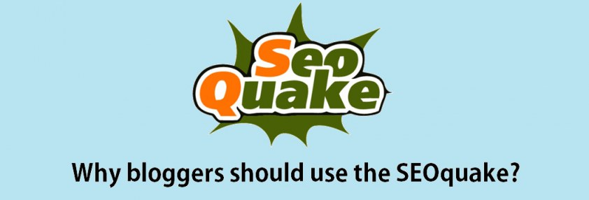 Why should bloggers use the SEOquake browser extension?
