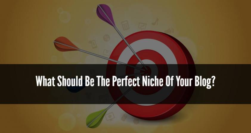 What Should Be The Perfect Niche Of Your Blog?