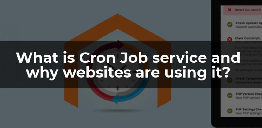 What is Cron Job service and why websites are using it?