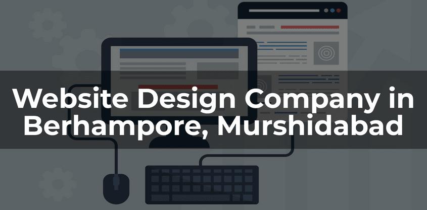 Website Design Company in Berhampore, Murshidabad