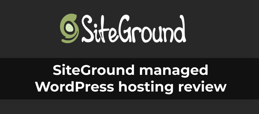 New Things  Siteground Hosting